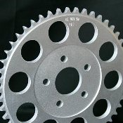 2070- Sportster 2070- Rear aluminum sprocket 1982-1985.