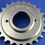 280- 5-speed, .500 in. offset, pre-belt drive models. PBI 280