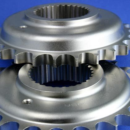 Mainshaft Sprockets, Offsets for 5 and 6-Speed Harley-Davidson®