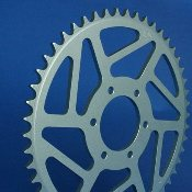 4272-  Drag Bike wheel sprocket - Kosman wheel. 530 chain.