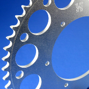 0552 - Quick Change Sprockets, 520 or 530 chain size.
