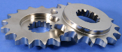 171- 530 chain offset sprocket options- Triumph, Yamaha