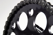 2053S- Steel Sportster 2053- 520 Chain rear sprocket 1986-1992.